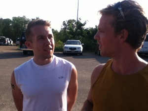 Dan and Chad discuss the finer points of Ragnar.